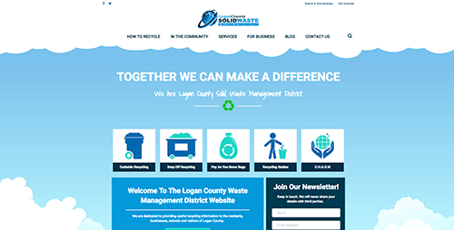 Waste Management District Website