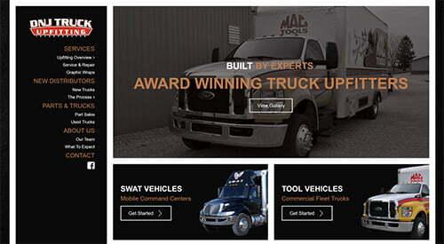 Automotive-website